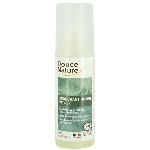 Ekibio Douce Nature Deodorant spray mannen bio