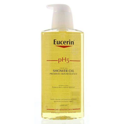 Beiersdorf NV Eucerin PH5 Doucheolie parfumvrij