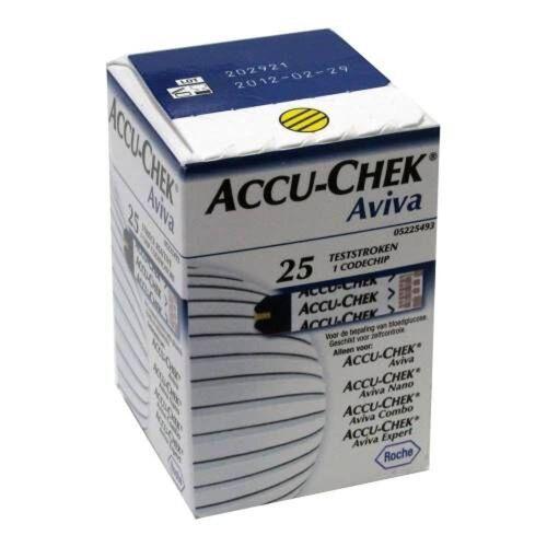 Roche Diagnostics Accu-Chek Aviva