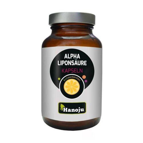 Hanoju BV Hanoju Alfa liponzuur 400 mg