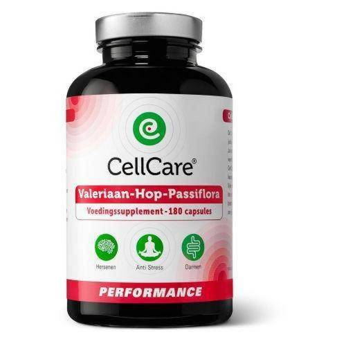 Cell Care Supplements Cellcare Valeriaan-hop-passiflora