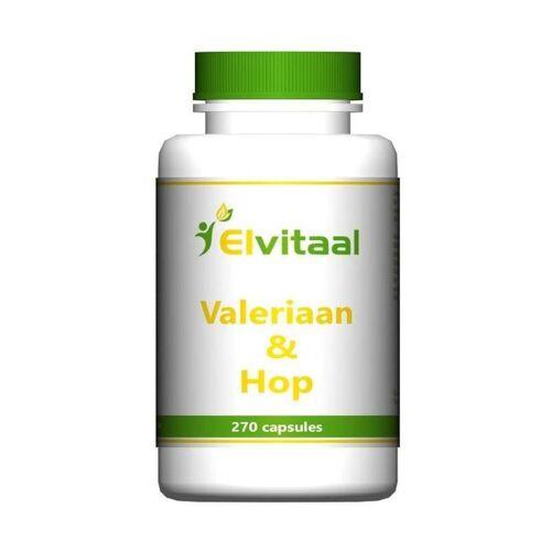 Natural Goods Elvitaal Valeriaan en hop