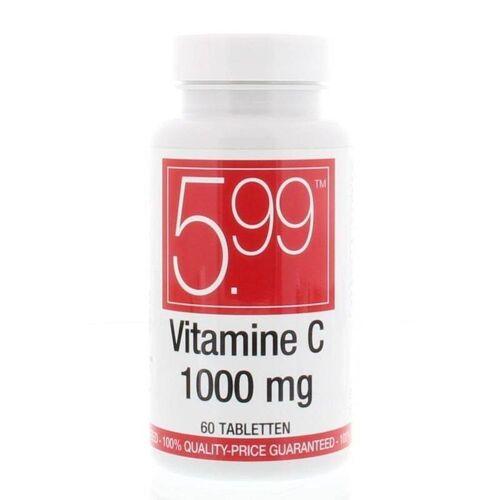 Diversen 5.99 Vitamine C 1000 mg