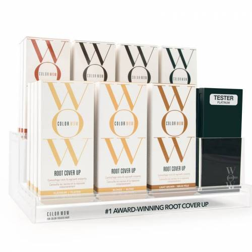 Color Wow Root Cover Up Display