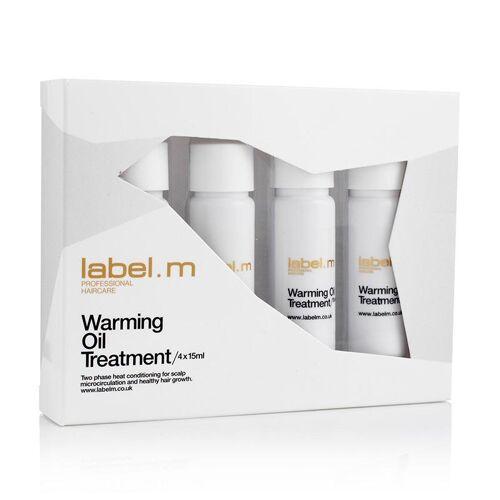 Label.M Warming Oil Treatment 4x...
