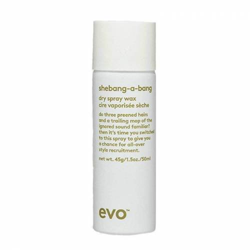 Evo Shebang-a-bang Dry Wax Spray 50ml