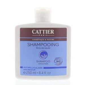 Cattier Shampoo anti-roos wilgenbast (250 ml)