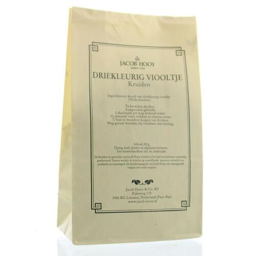 Jacob Hooy Driekleurig viooltje (geel zakje) (80 gram)