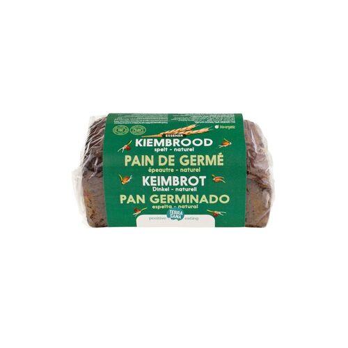 Terrasana Gekiemd speltbrood naturel (400 gram)