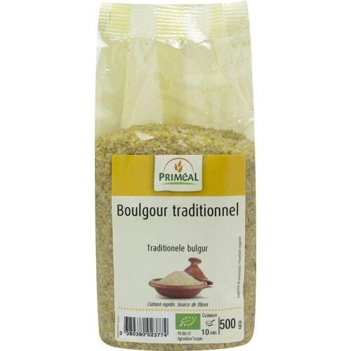 Primeal Bulgur traditioneel (500 gram)