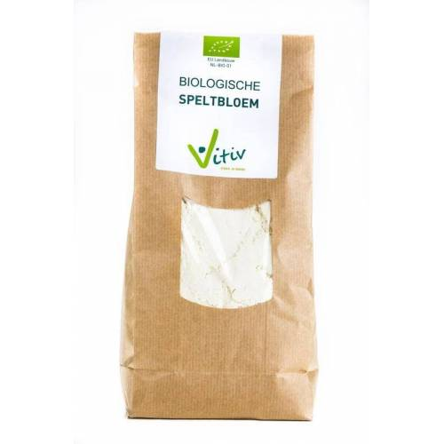 Vitiv Speltbloem (1 kilogram)