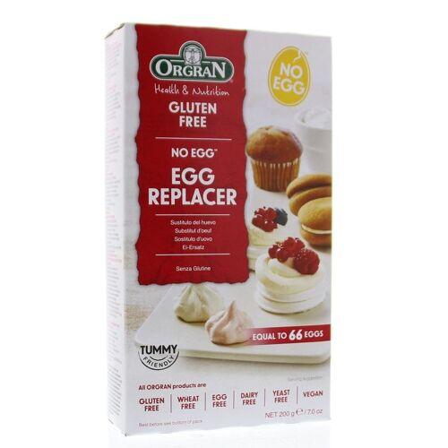Orgran No egg eiervervanger (200 gram)