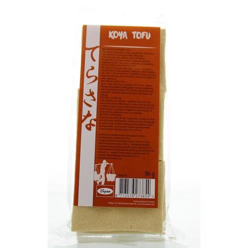 Terrasana Koya tofu gevriesdroogd (96 gram)