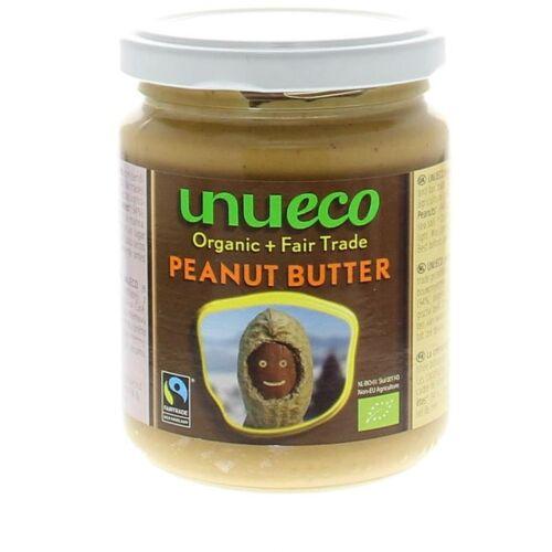 Unueco Pindakaas bio fair trade (250 gram)