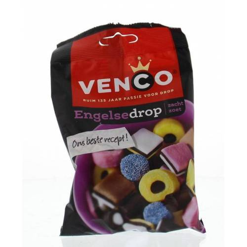 Venco Engelse drop (127 gram)