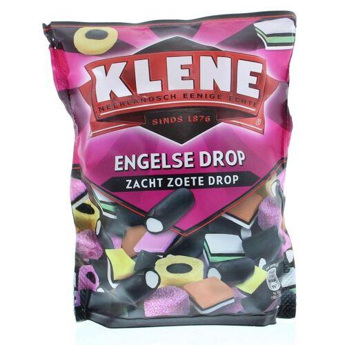 Klene Gemengde Engelse drop (312 gram)