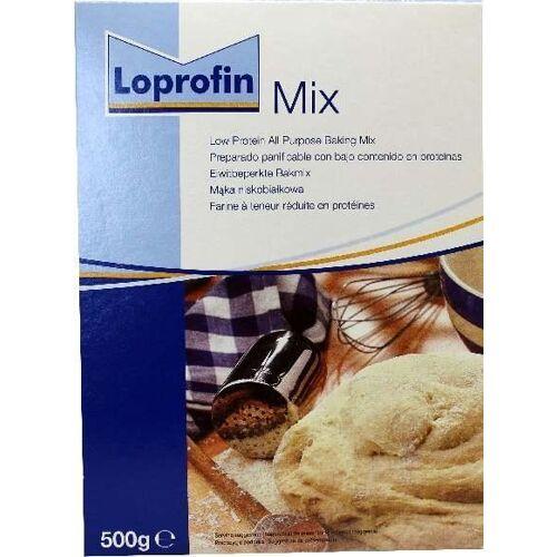 Loprofin Witte bakmix (500 gram)