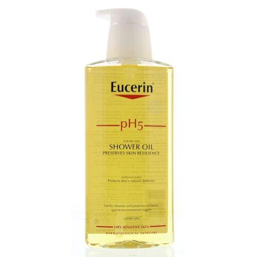 Eucerin PH5 Doucheolie parfumvrij (400 ml)