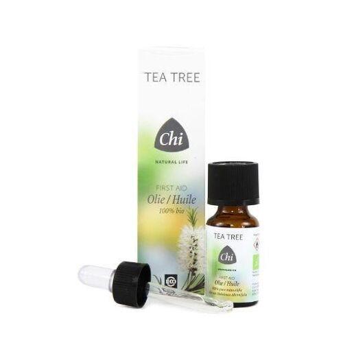 CHI Tea tree (eerste hulp) bio (10 ml)