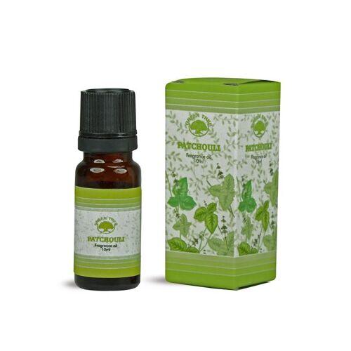 Green Tree Geurolie patchouli (10 ml)