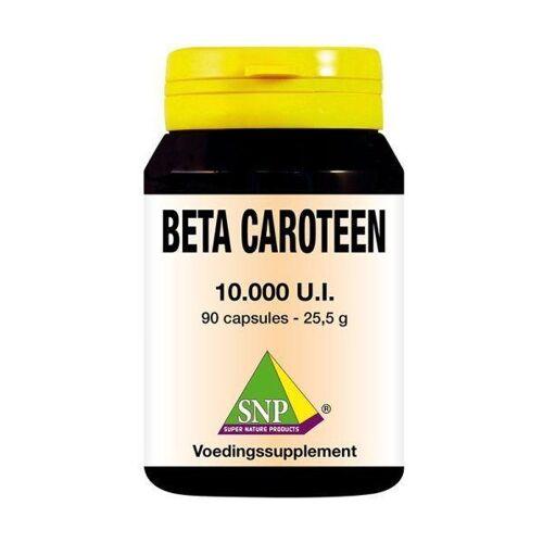 SNP Beta Caroteen 10.000 U.I. (90 capsules)