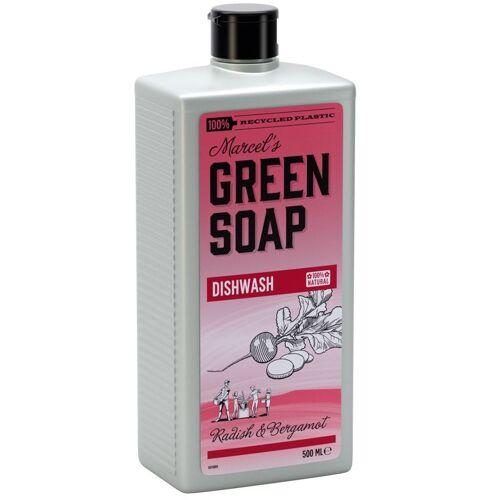 Marcel's GR Soap Afwasmiddel radijs & bergamot (500 ml)