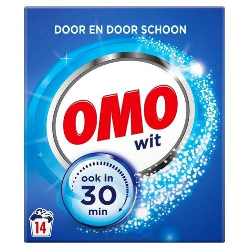 OMO Waspoeder wit (798 gram)