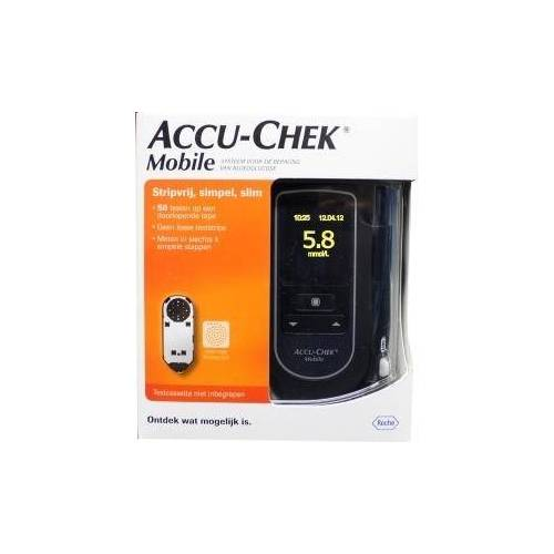Accu Chek Mobiele bloedglucose meter (1 stuks)