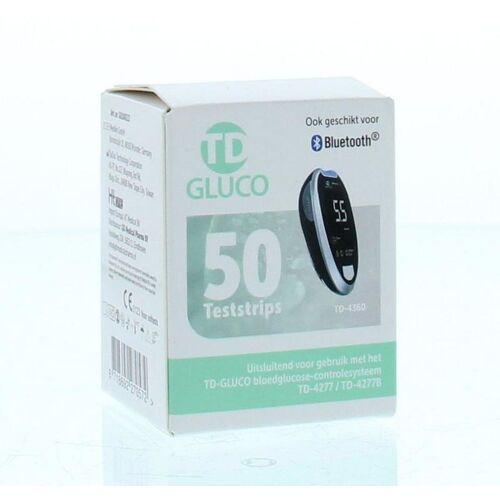 Diversen HT One teststrips TD glucose (50 stuks)