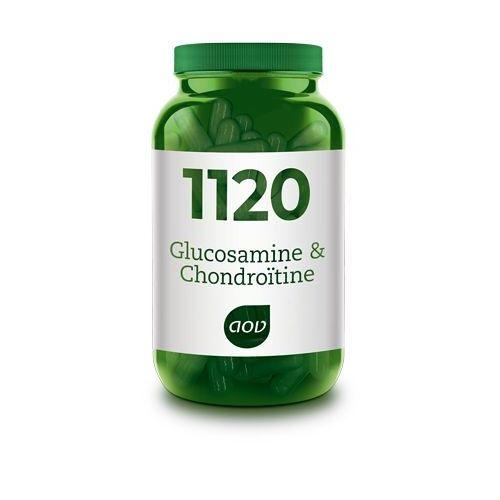 AOV 1120 Glucosamine & chondroitine (60 vcaps)