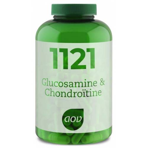 AOV 1121 Glucosamine & chondroitine (180 vcaps)