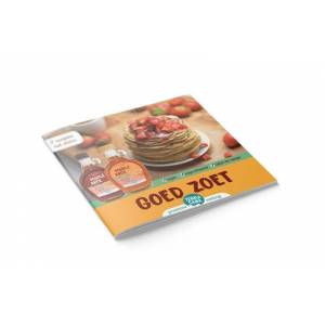 Terrasana Ahornsiroop receptboek (1 stuks)