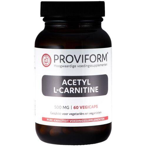 Proviform Acetyl L-carnitine 500 mg (60 vcaps)