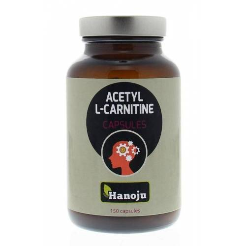 Hanoju Acetyl L carnitine 400 mg (150 capsules)