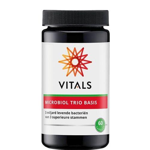 Vitals Microbiol trio basis (60 capsules)