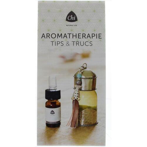 Zorgtotaal CHI Brochure over aromatherapie (1 stuks)