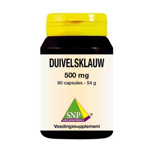 SNP Duivelsklauw 500 mg (90 capsules)