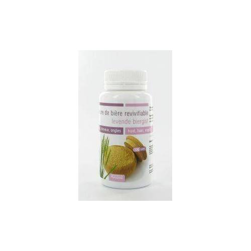 Mattisson Biergist 300 mg levend pursana (120 capsules)