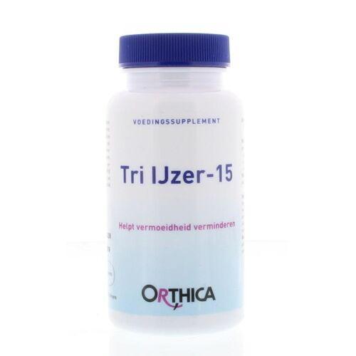 Orthica Tri ijzer 15 (90 tabletten)