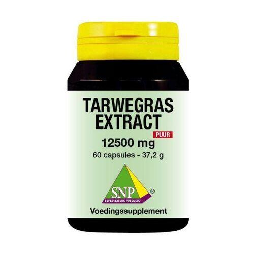 SNP Tarwegras extract 12500 mg puur (60 capsules)