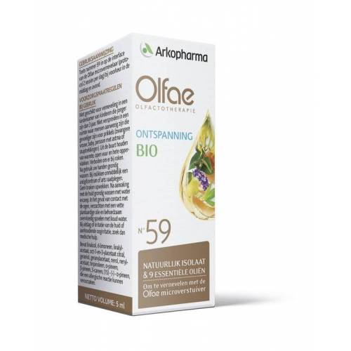 Olfacto Ontspanning 59 (5 ml)
