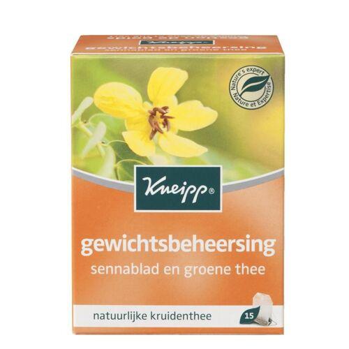 Kneipp Gewichtsbeheersing thee (15 zakjes)