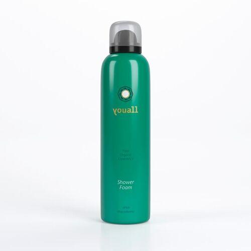 Youall Organic doucheschuim (200 ml)