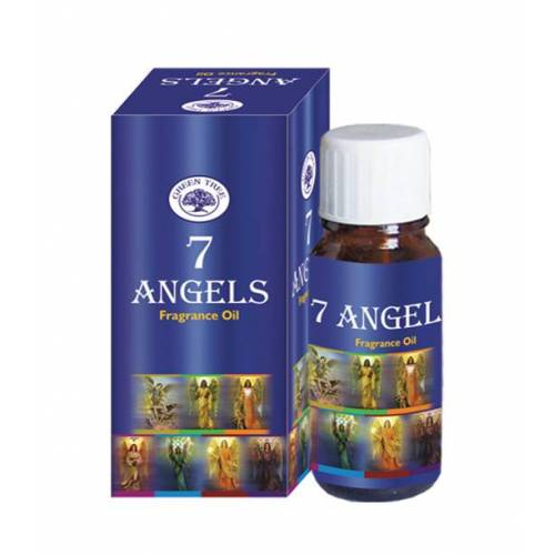 Green Tree Geurolie 7 angels (10 ml)