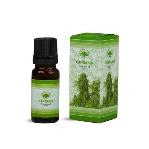 Green Tree Geurolie cannabis (10 ml)