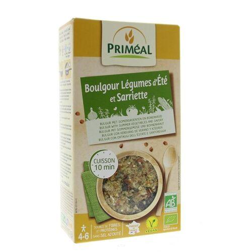 Primeal Boulgour graan zomerse groente (330 gram)
