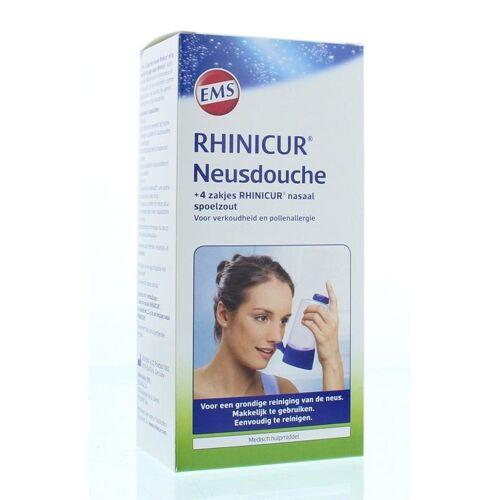 Rhinicur Neusdouche met 4 sachets (1 set)