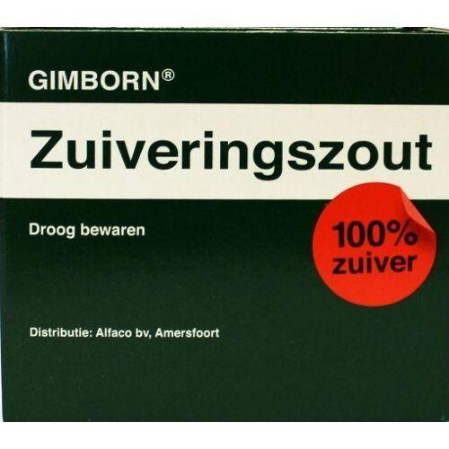 Gimborn Zuiveringszout (125 gram)