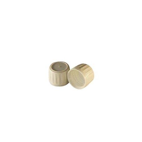 Astra Schroefdop wit PE garantiesluiting 28 mm (500 stuks)