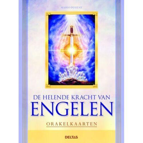 Deltas Helende kracht van engelen boek en orakelkaarten (1 set)